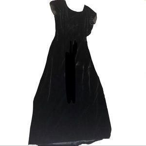Ann Klein velvet couture dress. 40% off!!!